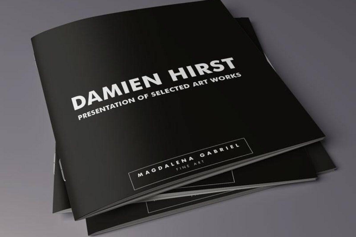 damien hirst / katalog – londyn